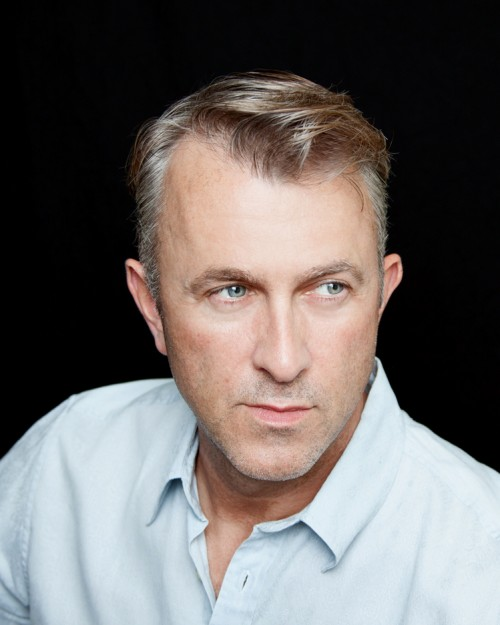 Ian MacRae Actor Headshot 1